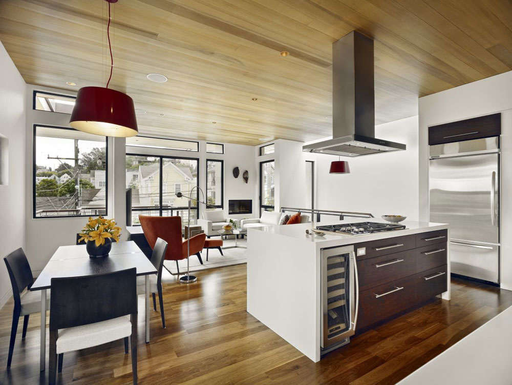Likeable Kitchen And Dining Room Combinations (7)