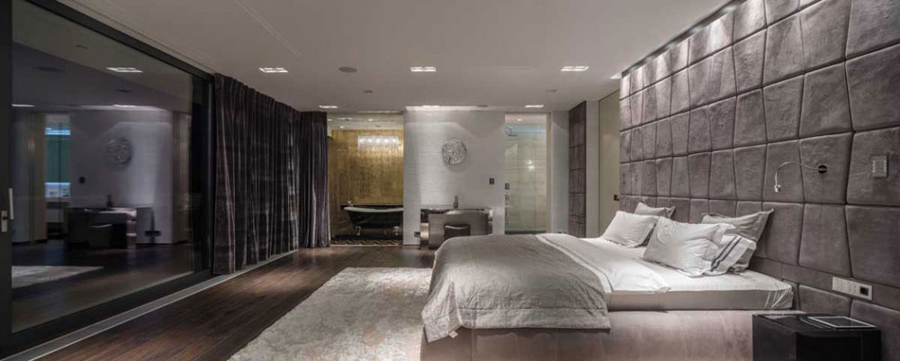 modern and stylish bedrooms designedinterior designers
