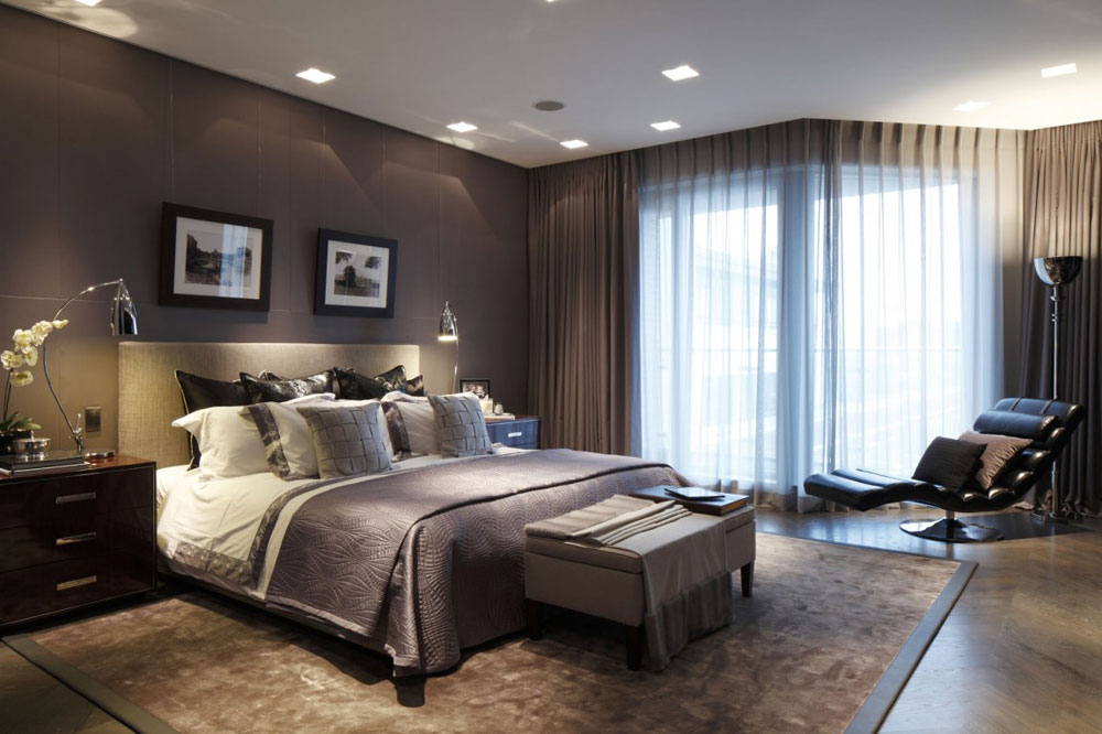 Modern And Stylish Bedrooms Designed By Interior Designers