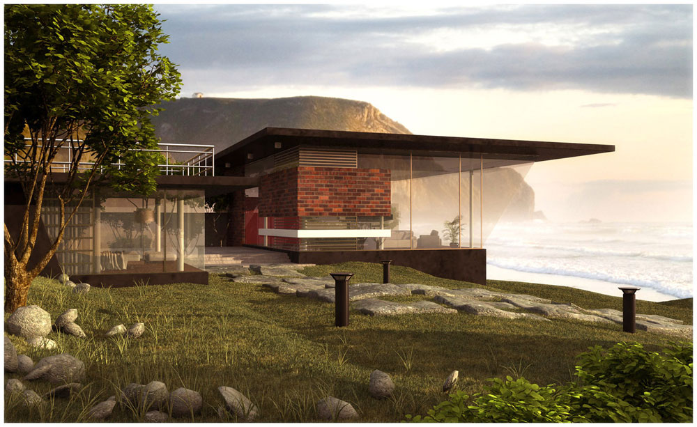 Pictures Of Beach House Architecture And Their Beautiful Surroundings