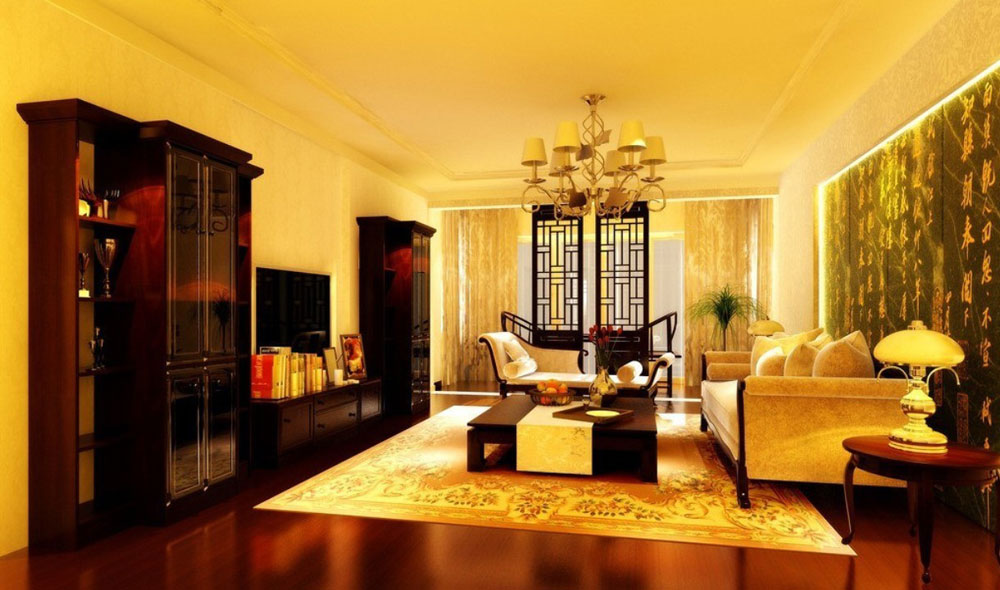 Living Room Ideas Yellow Walls bold blue and yellow living room. gorgeous living room design with