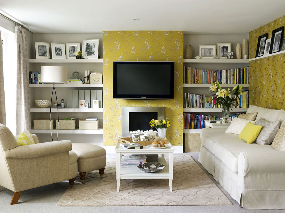 Want To Decorate Light Yellow Living Room Walls And Don T Know How Part 94