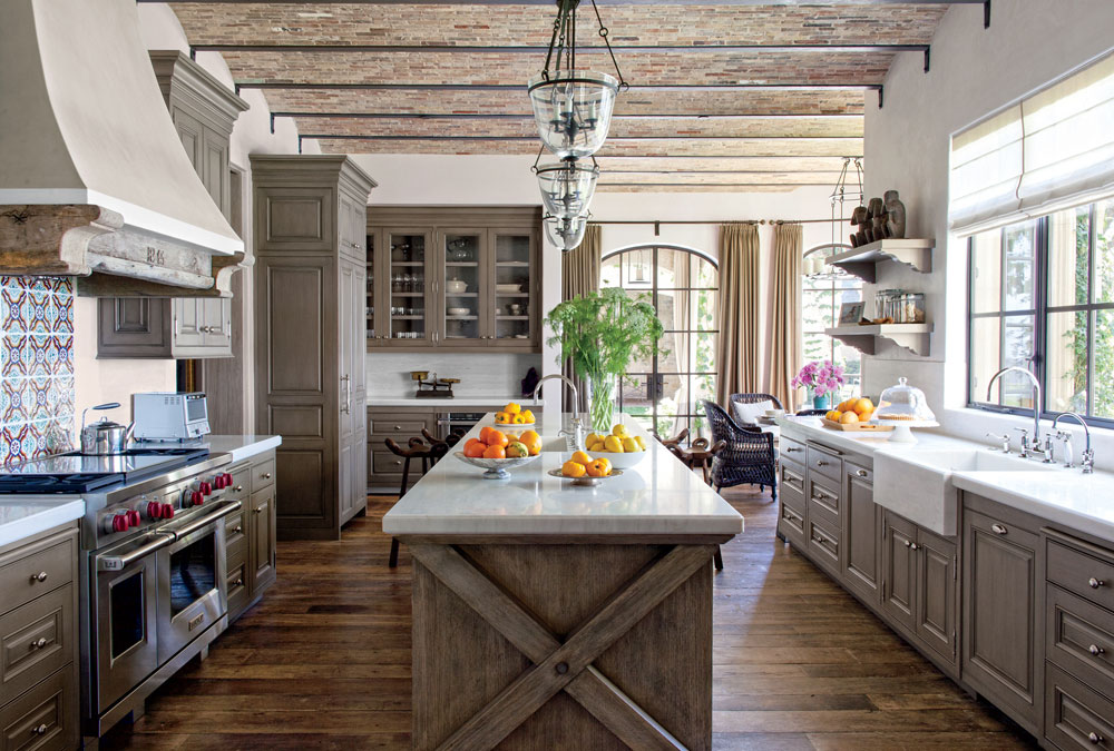Warm Cozy And Inviting Rustic Kitchen Interiors 81 Warm