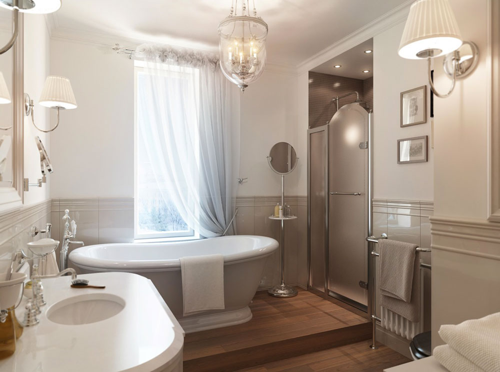 classic bathroom interior design examples that stand out - Bathroom Classic Design