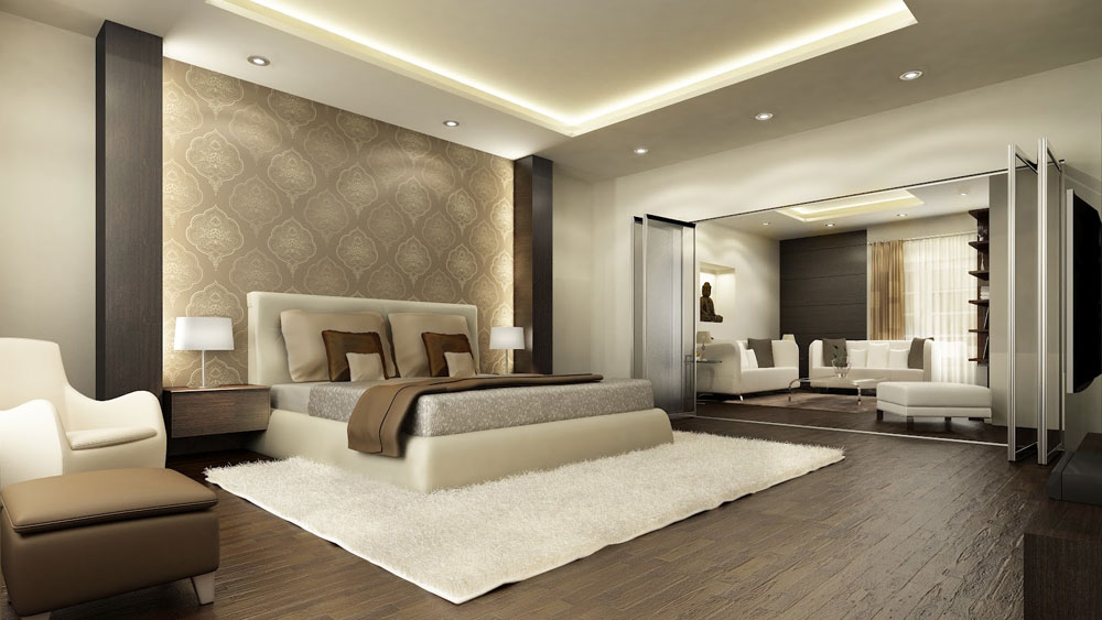collection of modern bedroom interior design pictures
