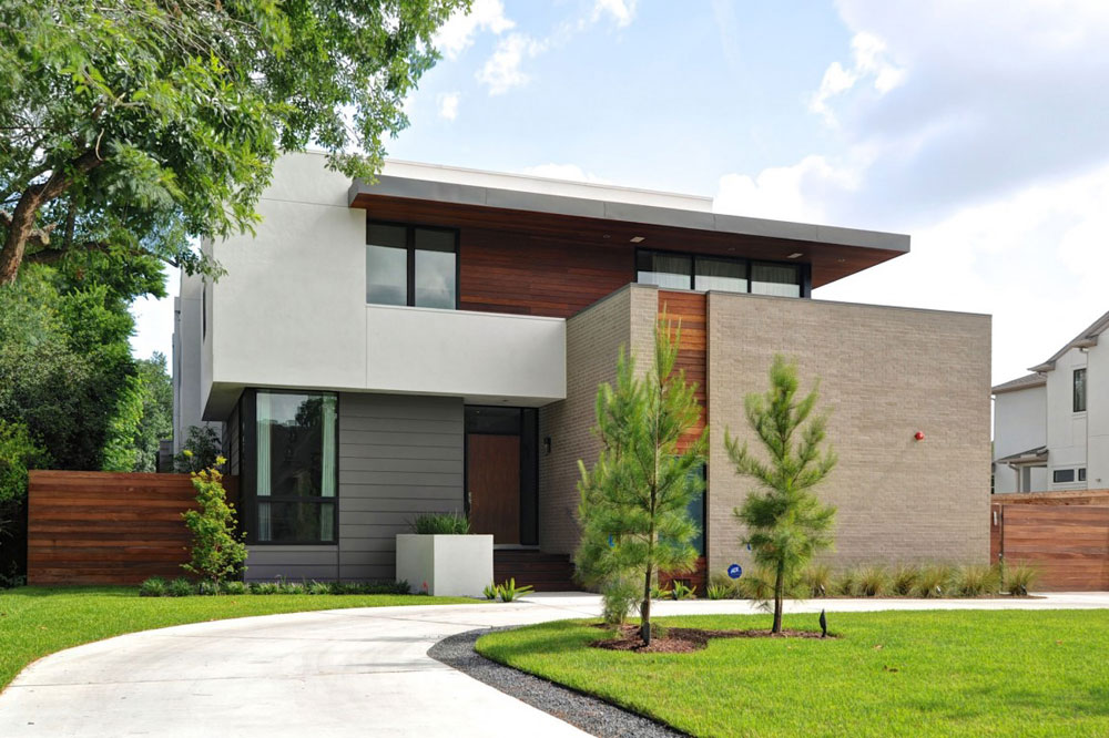 dashing examples of modern house architecture
