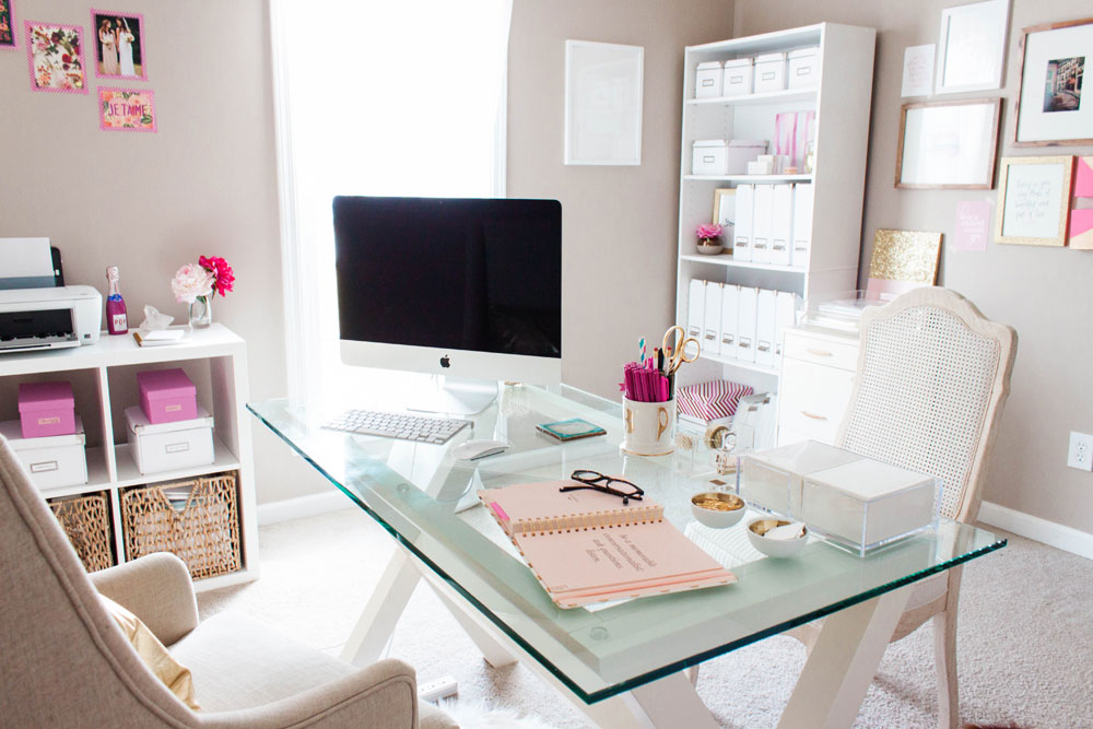 great home office design ideas for the work from home people 4 - Home Office Design Ideas
