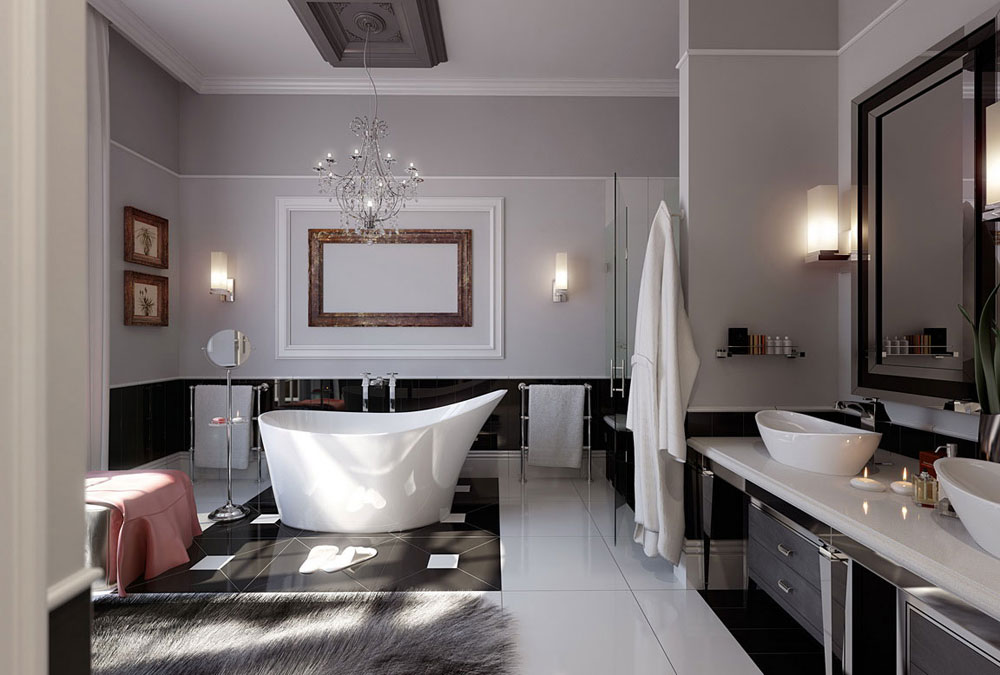 Interior Design Of Master Bathroom To Help You Create Something Great 10