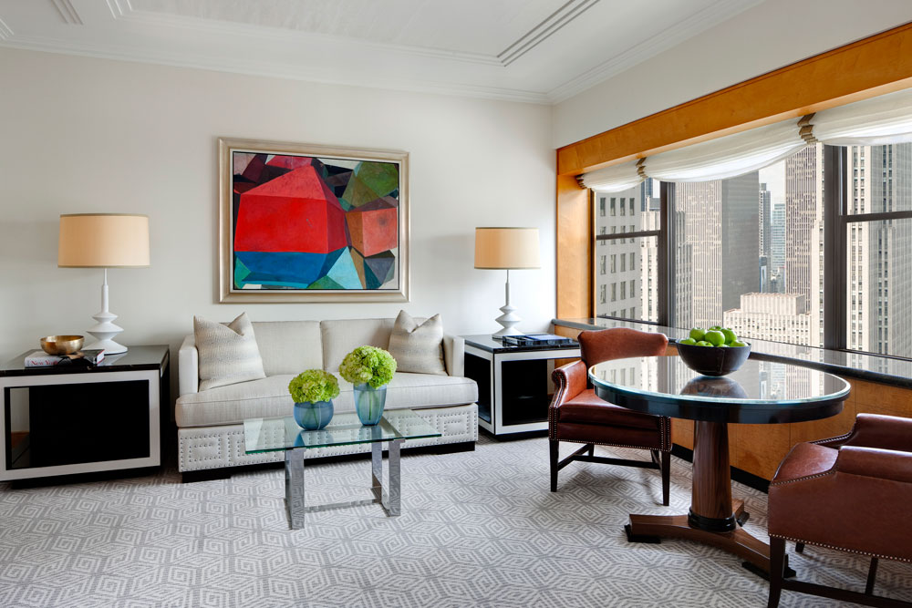 New York Interior Design Living Room Examples With Sleek, Modern Looks