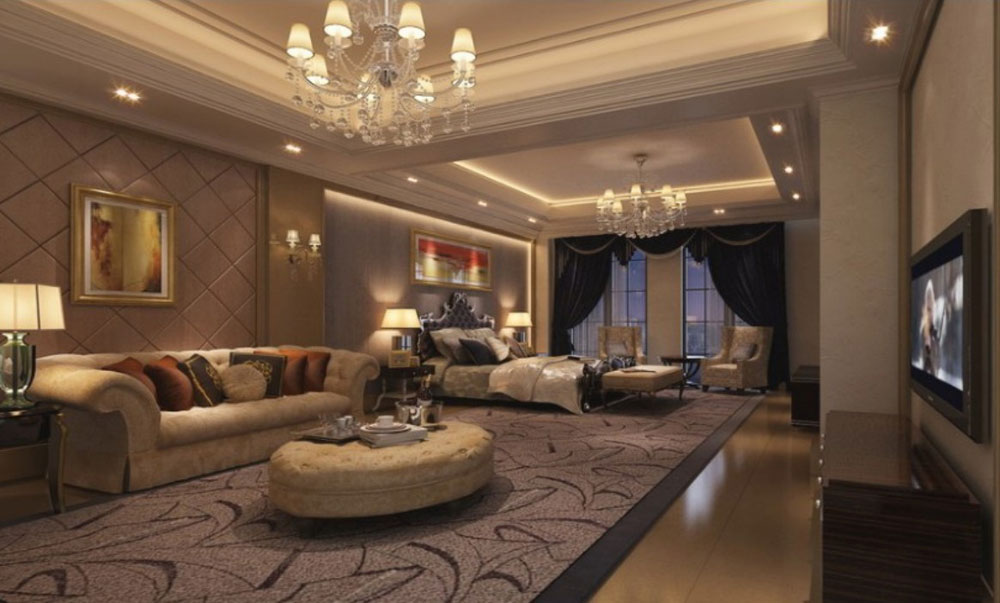 Merveilleux Stunning Showcase Of Luxury Apartment Interior Design 12 Charming
