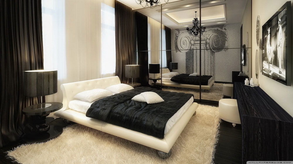 charming showcase of luxury apartment interior design