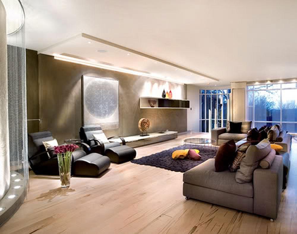 Stunning Showcase Of Luxury Apartment Interior Design 8 Charming
