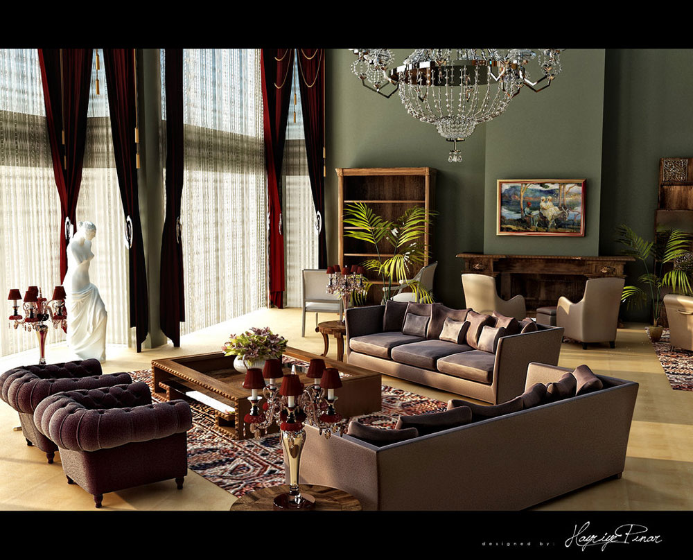 Traditional Living Room Decorating Ideas 1 Traditional Living Room  Decorating Ideas Part 95