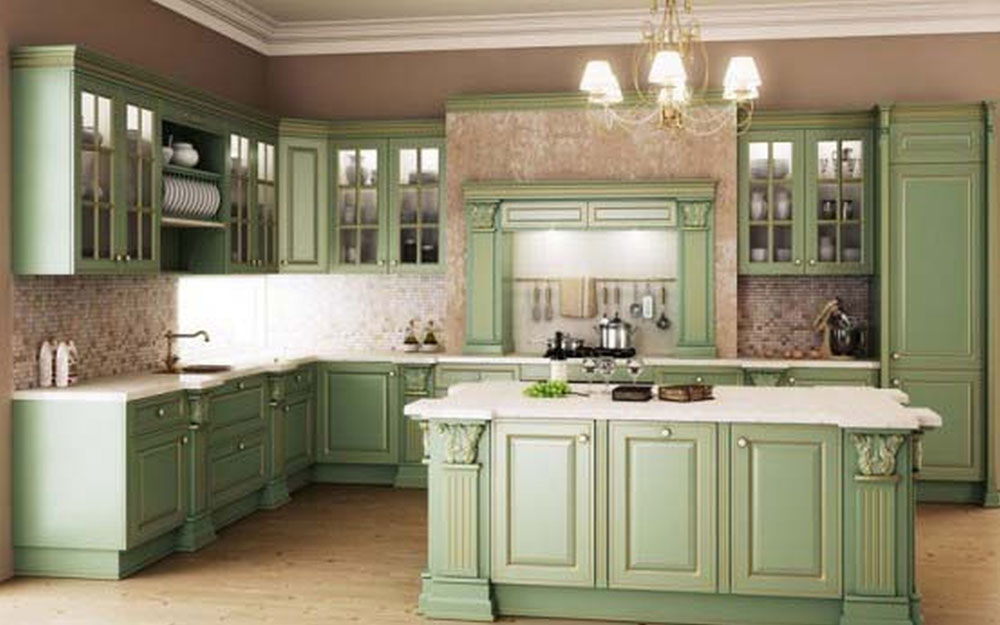 Vintage Kitchen Interior Design Examples (1)