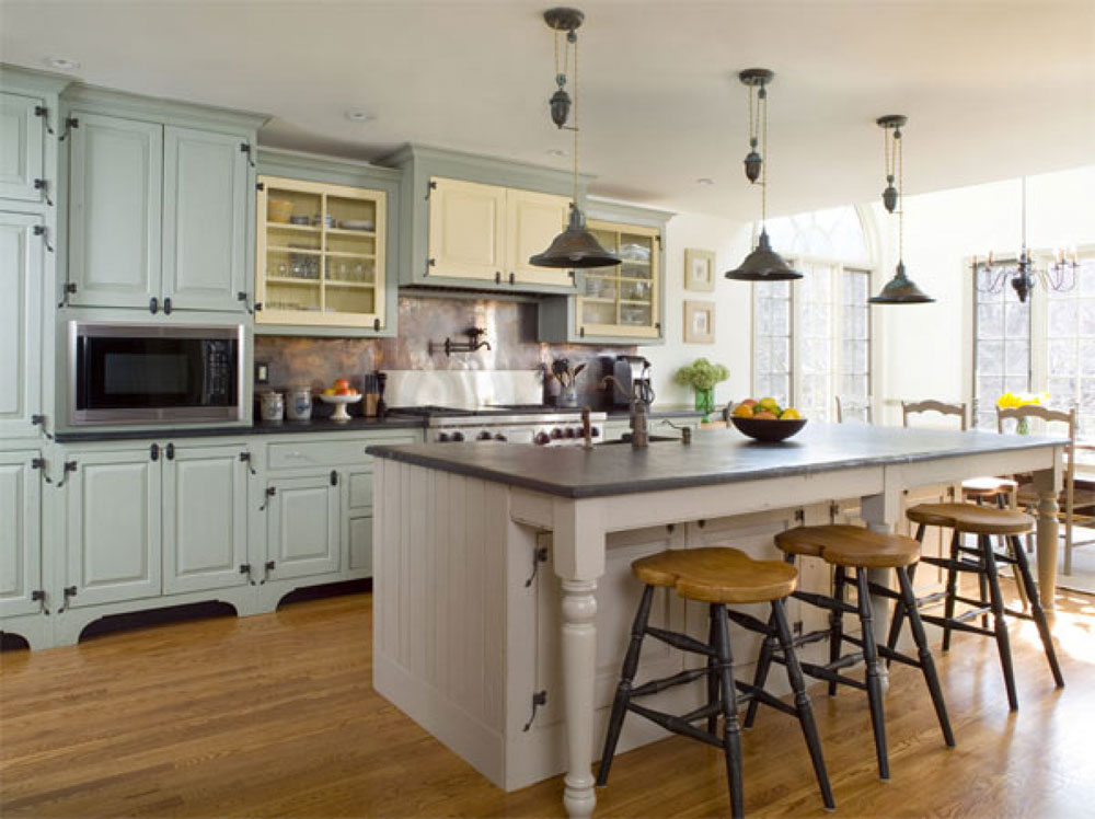 Vintage Kitchen Interior Design Examples (11)