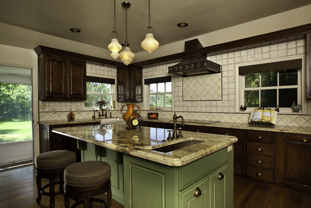 Vintage Kitchen Interior Design Examples 12