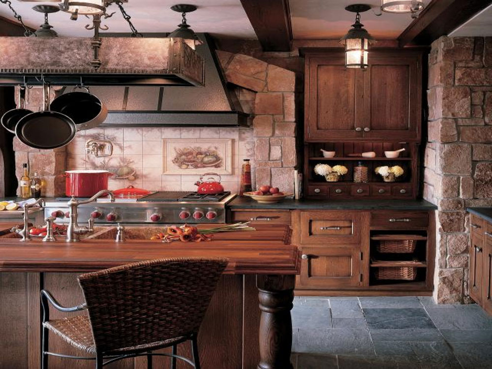 Vintage Kitchen Interior Design Examples (6)