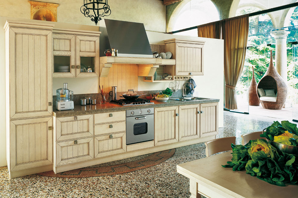 Vintage Kitchen Interior Design Examples (7)