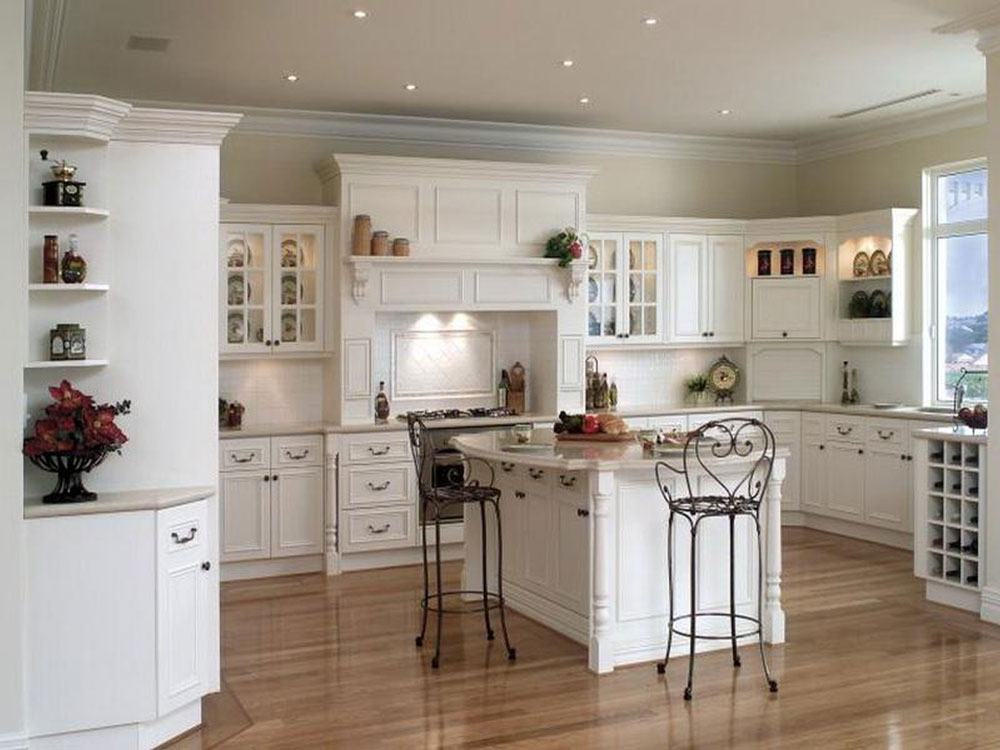 Vintage Kitchen Interior Design Examples (8)