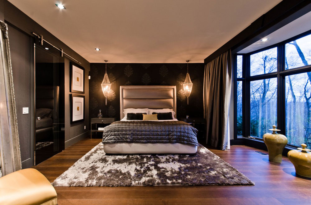 Perfect A Collection Of Large Bedrooms Interior Design Examples