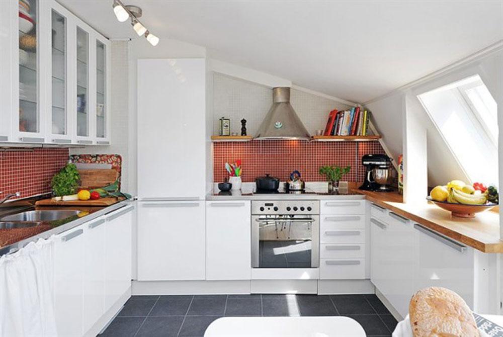 apartment kitchen interior design ideas to take as example
