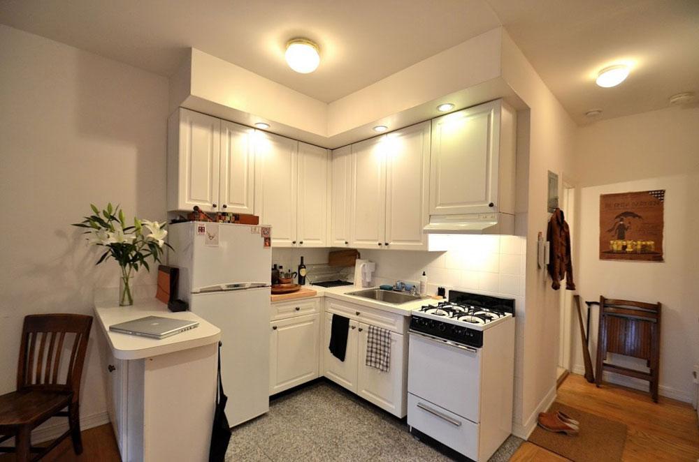 Apartment Kitchen Interior Design Ideas To Take As Example (12)