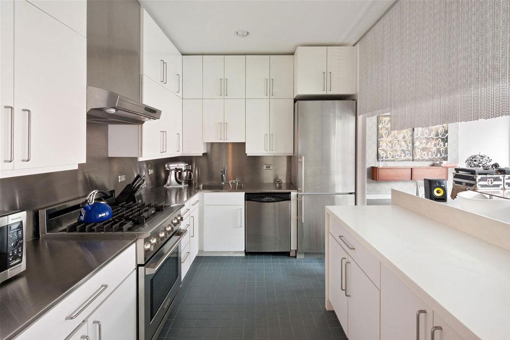 Apartment Kitchen Interior Design Ideas To Take As Example (4)