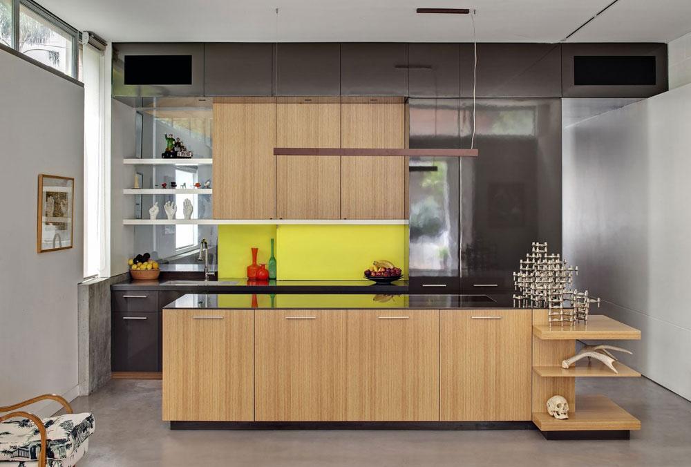 Apartment Kitchen Interior Design Ideas To Take As Example (9)
