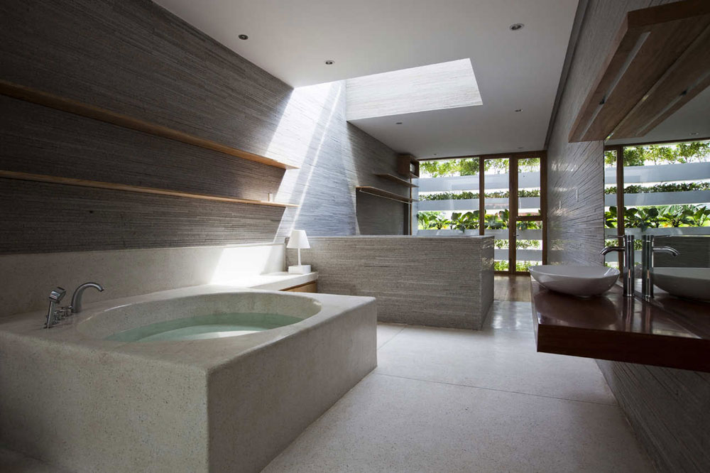Good Bathrooms With Skylights That Will Make You Reconsider