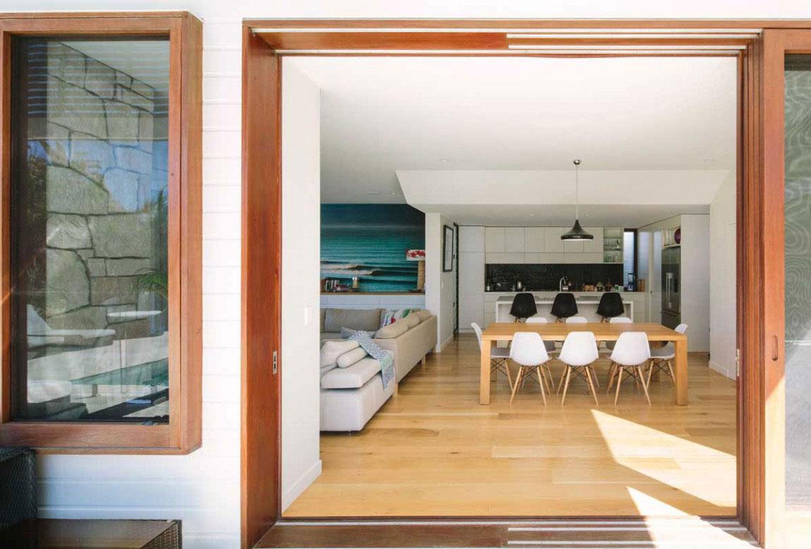 Byron Bay Beach Home Designed By Davis Architects - Byron bay beach home designed by davis architects