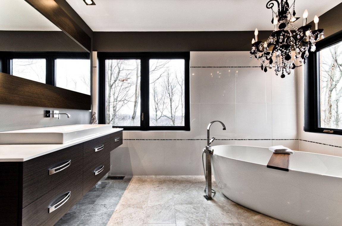 canadian house with contemporary interiors designedactdesign