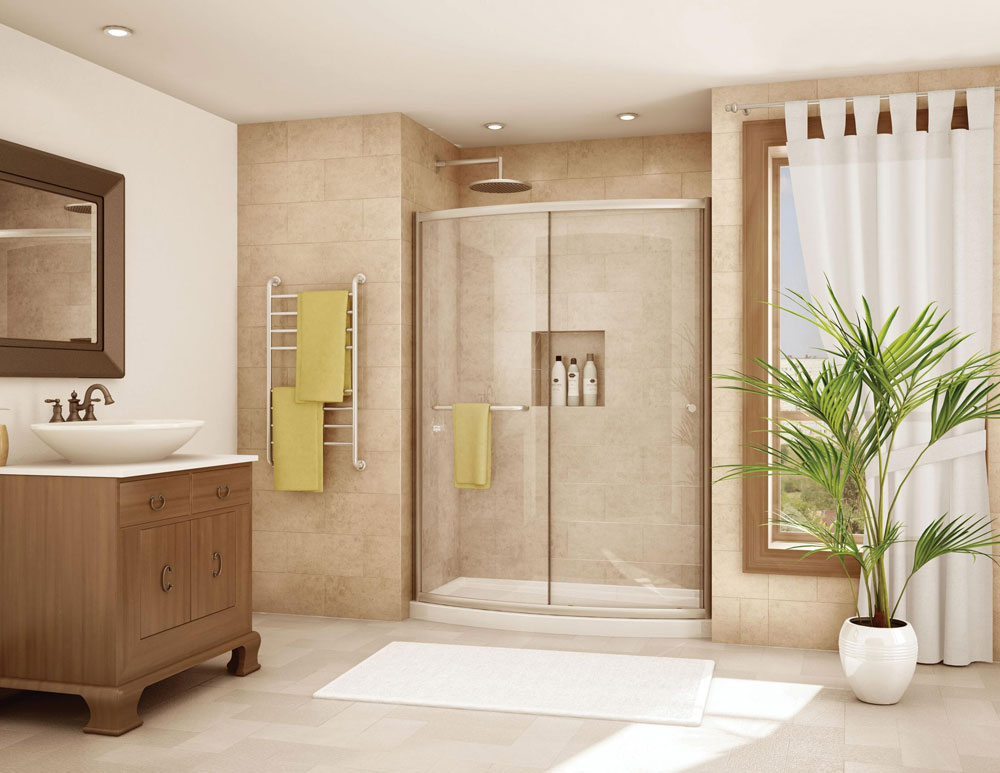 Decorating Your Bathroom With Lovely Plants 4 Decorating Your Bathroom