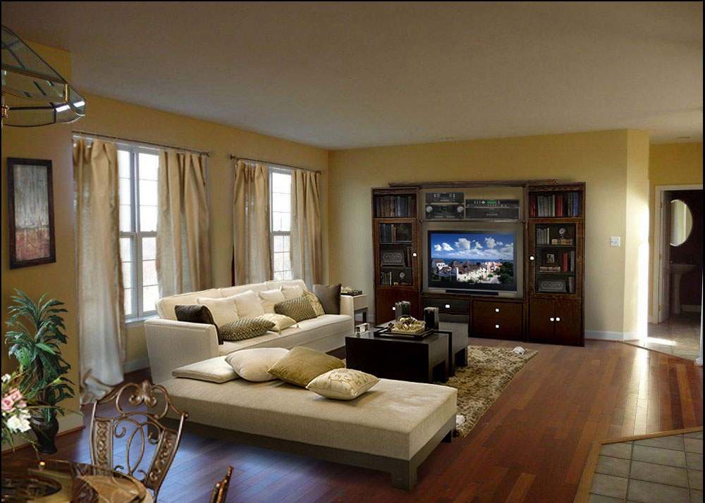 Family Room Furniture Layout Ideas Pictures 6