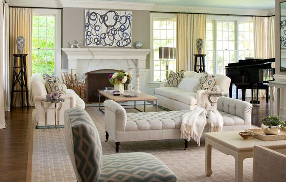 Family Room Furniture, Layout, Ideas, Pictures