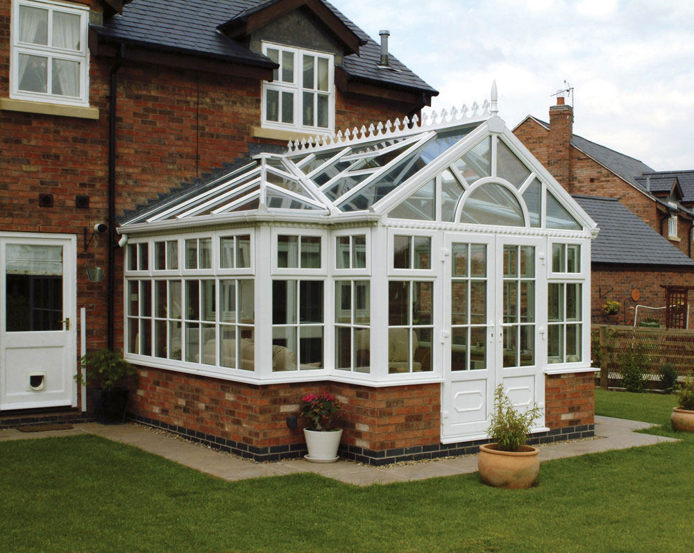 Georgian What To Consider When Adding A Conservatory To Your House