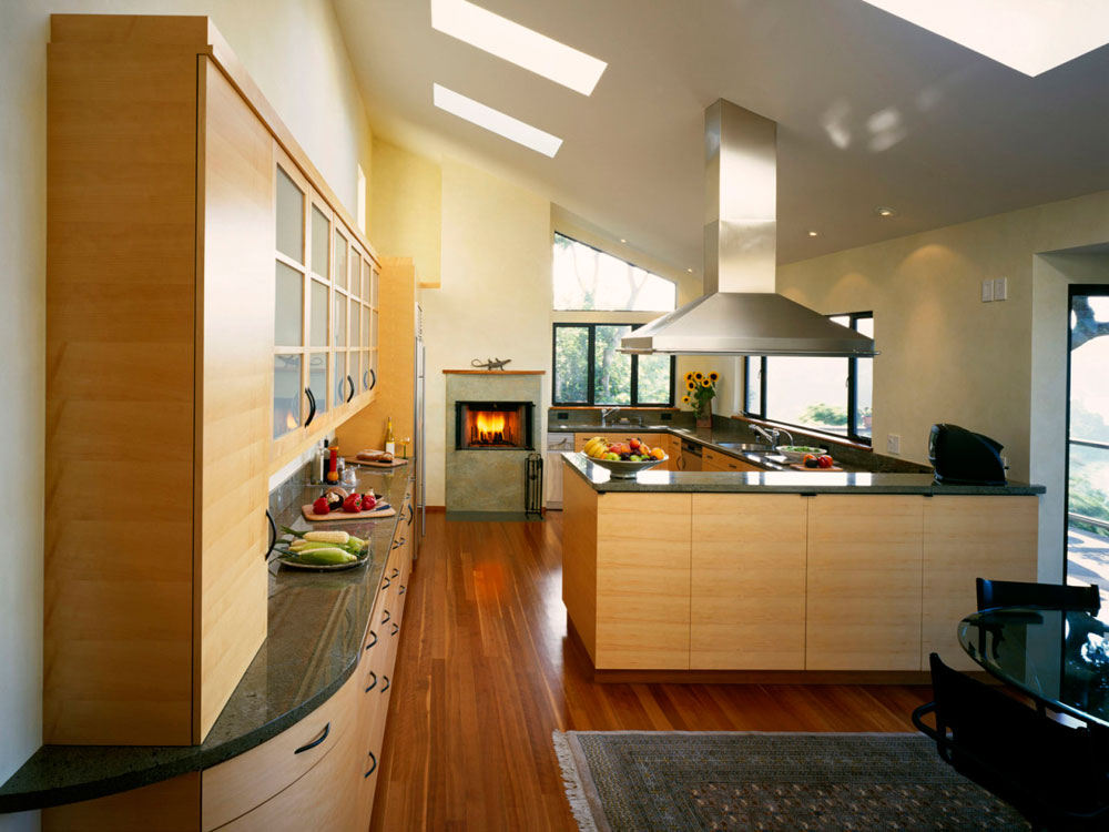 Kitchens With Skylights For More Natural Light 4