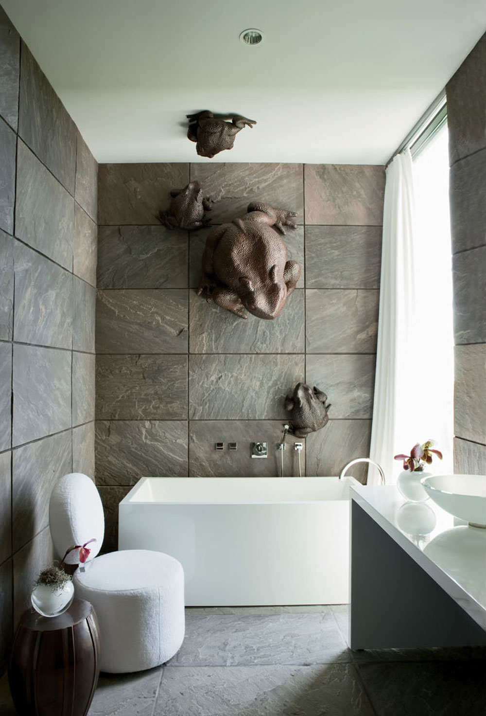 . Looking For Inspiration For Modern Bathroom Interiors