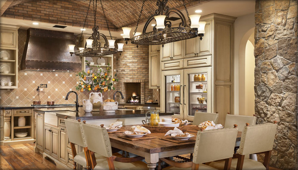 Mediterranean Kitchens That Could Inspire You To Remodel  Part 69