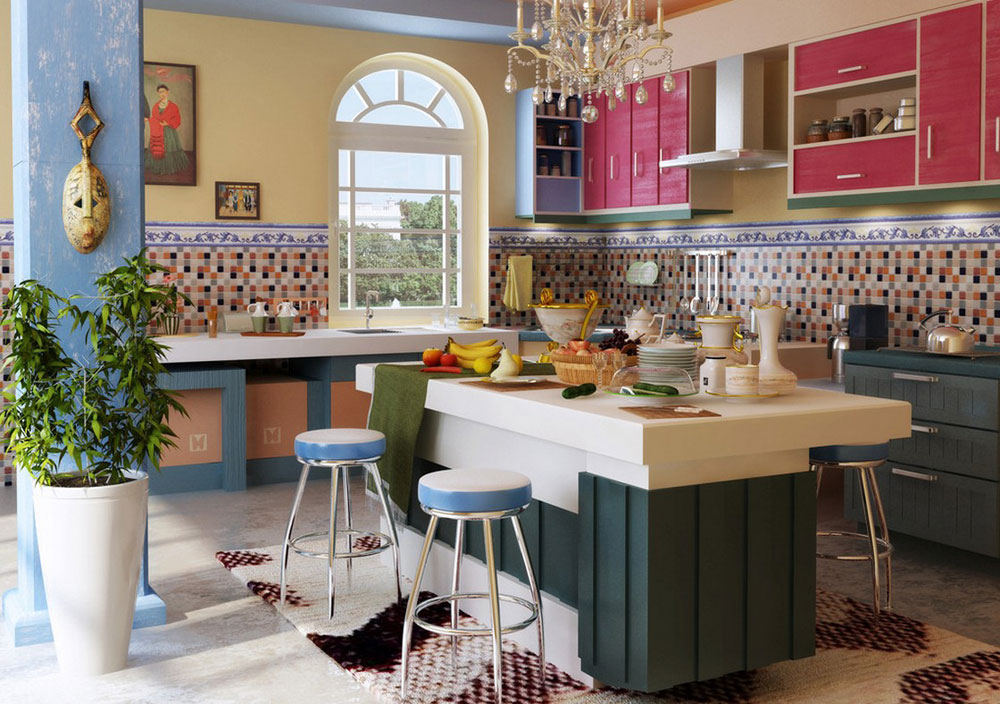 Good Mediterranean Kitchens That Could Inspire You To Remodel  Part 26
