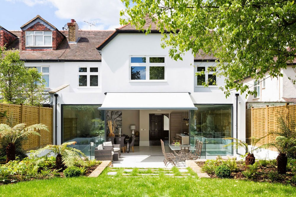 Modern English Home In Lonsdale Road Designed By Granit Chartered Architects (1)
