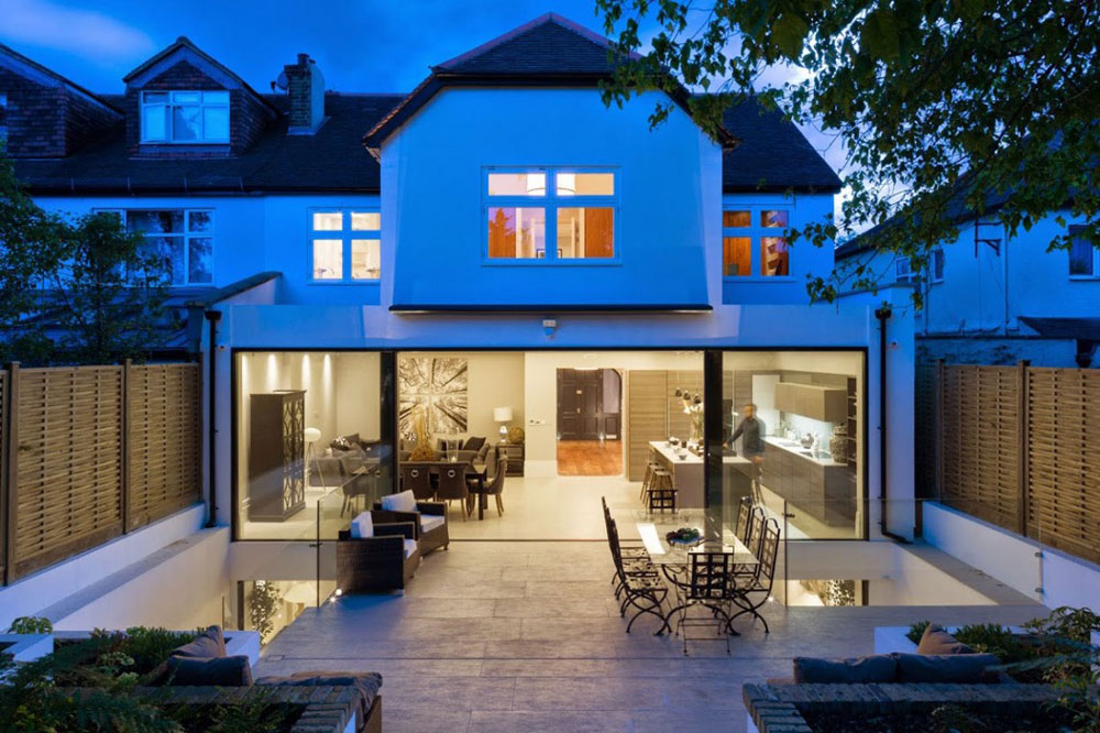 Modern English Home In Lonsdale Road Designed By Granit Chartered Architects (19)