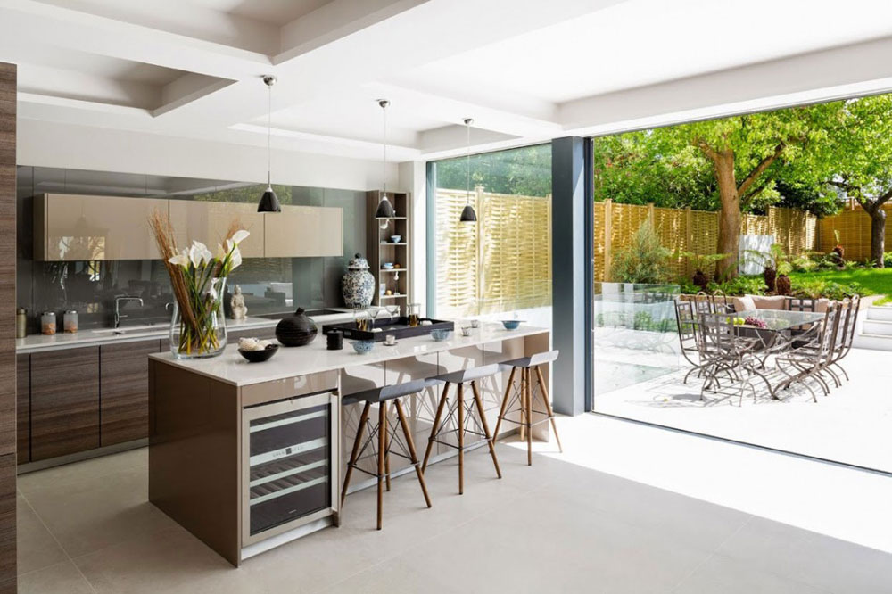 Modern English Home In Lonsdale Road Designed By