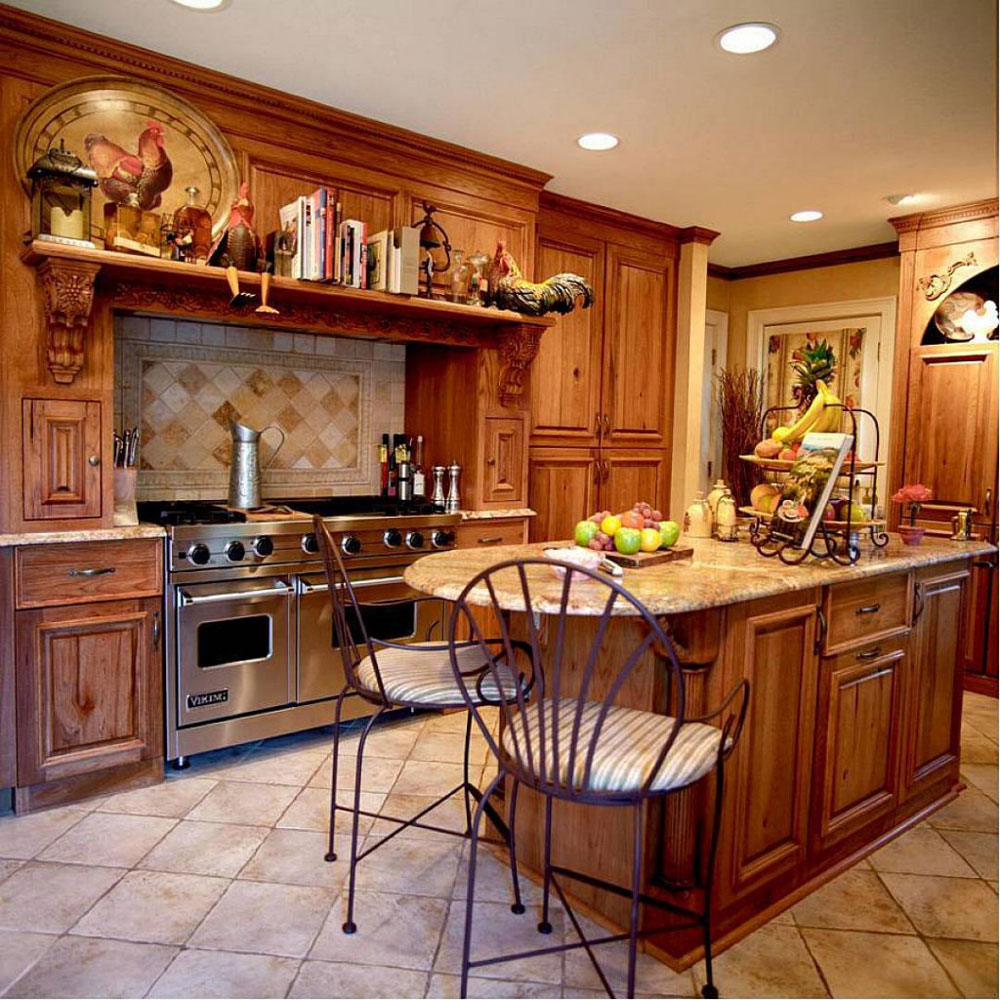 Traditional Kitchen Interior Design Ideas (1)