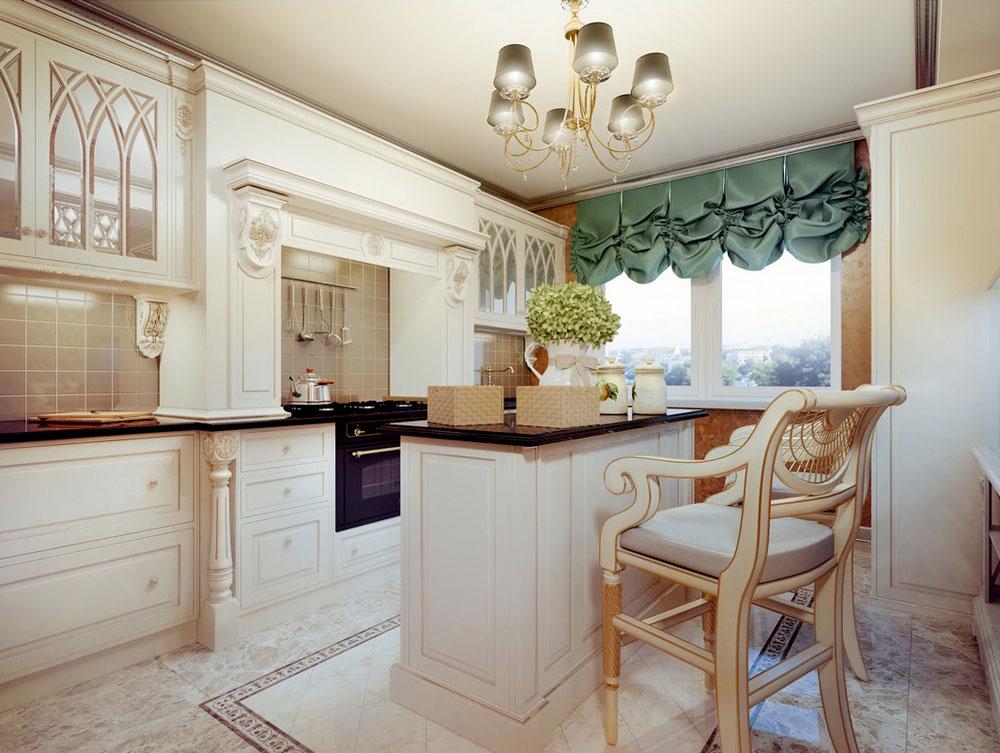 Traditional Kitchen Interior Design Ideas (10)