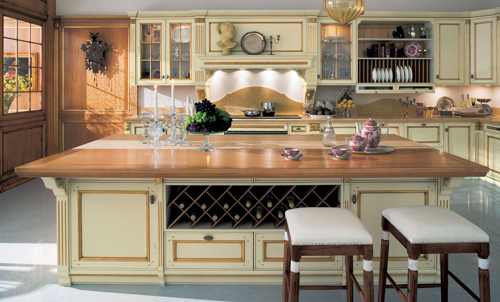 Traditional Kitchen Interior Design Ideas (11)