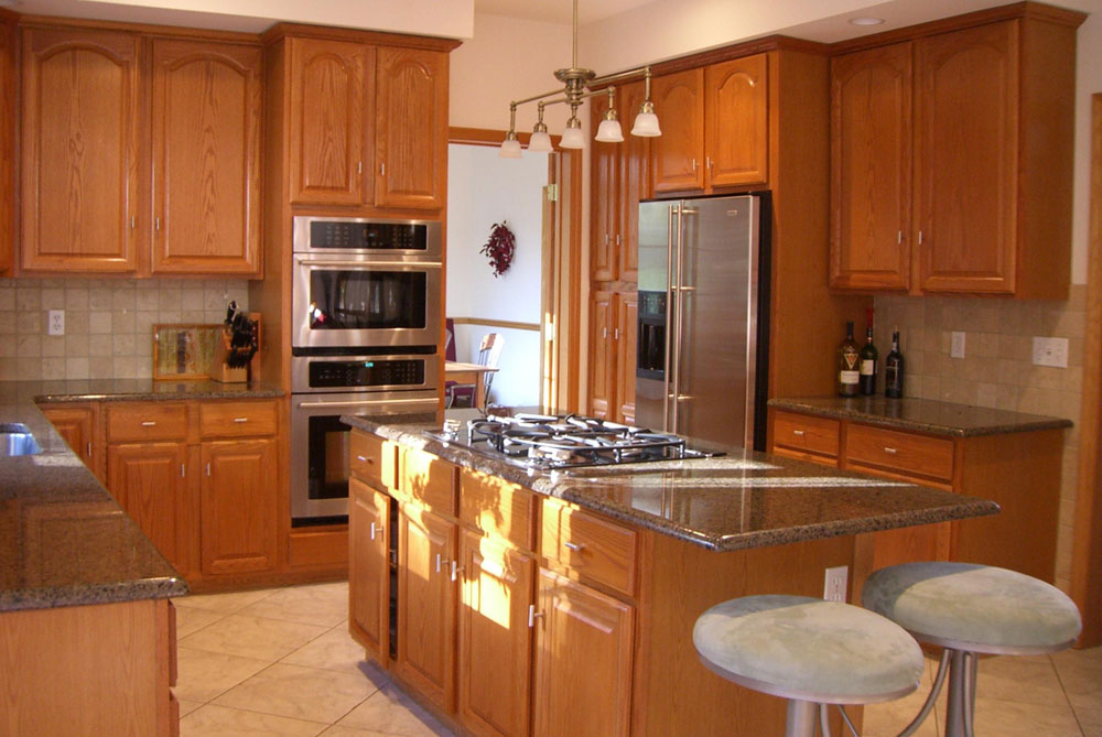 Traditional Kitchen Interior Design Ideas (13)