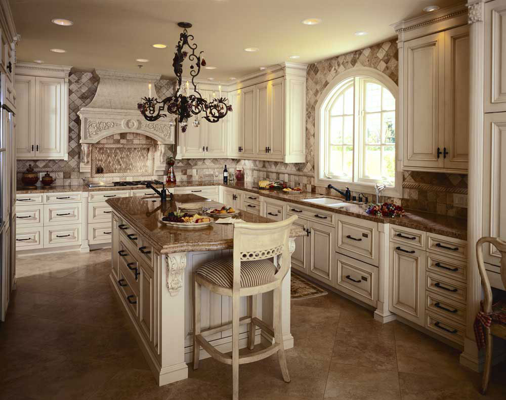 Traditional Kitchen Interior Design Ideas (2)