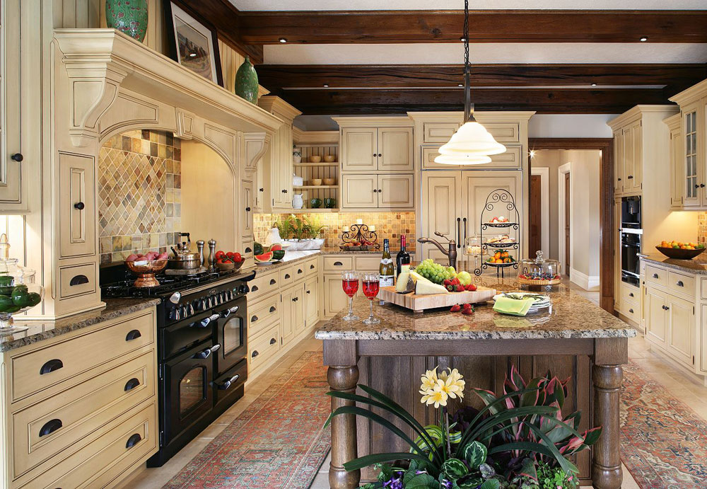 Traditional Kitchen Interior Design Ideas (6)