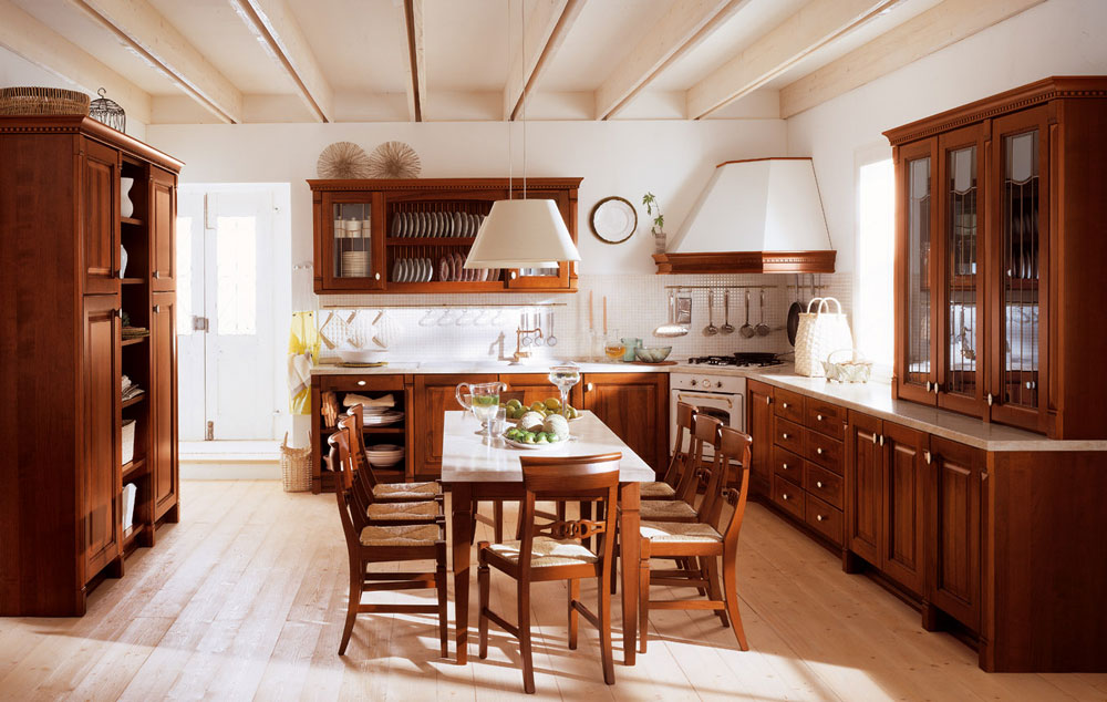 Magic Designs Traditional Kitchen Interior Design Ideas