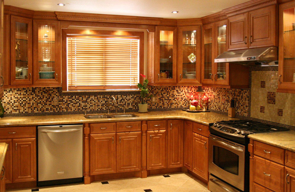 traditional kitchen interior design ideas 8 - Traditional Interior Design Ideas
